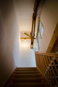 escalier reine des reinettes